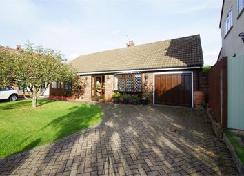 Thumbnail 2 bed detached bungalow for sale in The Lawns, Sidcup, Kent