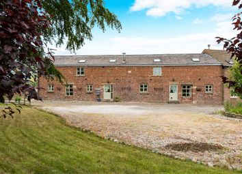 Thumbnail 4 bed barn conversion for sale in Drummersdale Lane, Scarisbrick, Ormskirk