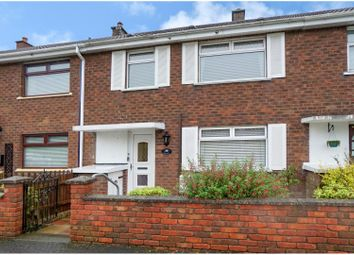 Thumbnail 3 bed terraced house for sale in Hickory Avenue, Newtownards