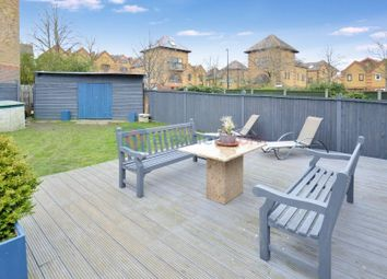Thumbnail 3 bed town house for sale in Greenacre Square, London