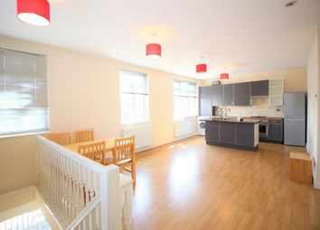 Thumbnail 2 bed flat to rent in Crowland Road, South Tottenham
