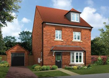 Thumbnail 4 bedroom detached house for sale in Milby, Boroughbridge, York