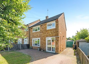 Thumbnail 3 bed semi-detached house for sale in Delabole Road, Merstham