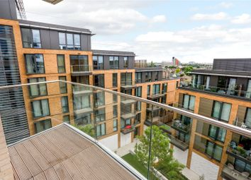 Thumbnail 2 bed flat for sale in Grand Tower, 1 Plaza Gardens, London