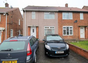 Thumbnail 2 bed semi-detached house to rent in Derwent Close, Seaham