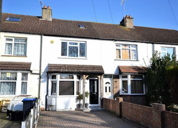 Thumbnail 3 bed terraced house for sale in Hill Barn Lane, Charmandean, Worthing, West Sussex