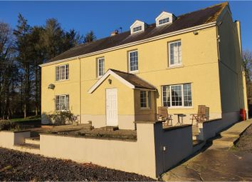 Thumbnail 4 bed property for sale in Cwmifor, Llandeilo