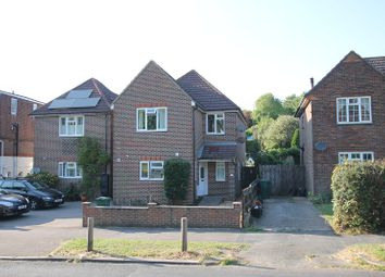 Thumbnail 3 bed semi-detached house for sale in Carden Avenue, Brighton, East Sussex.