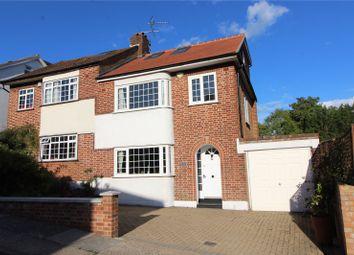 Norfolk Road, New Barnet, Hertfordshire EN5. 4 bed semi-detached house