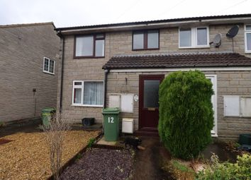 Thumbnail 1 bed flat to rent in Martins Close, Evercreech, Shepton Mallet