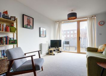 Thumbnail 2 bedroom flat for sale in Furrow Lane, London