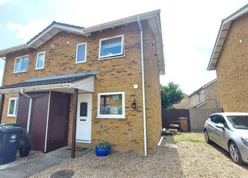 Thumbnail 2 bed semi-detached house for sale in Star Mews, Peterborough
