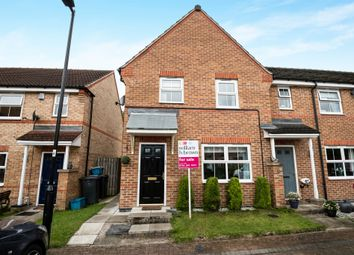 Thumbnail 3 bed end terrace house for sale in Oxclose Park View, Halfway, Sheffield