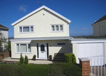 Thumbnail 4 bed detached house for sale in Heol Cae Copyn, Loughor, Swansea
