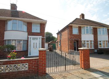 Thumbnail 3 bed property for sale in Dereham Avenue, Ipswich