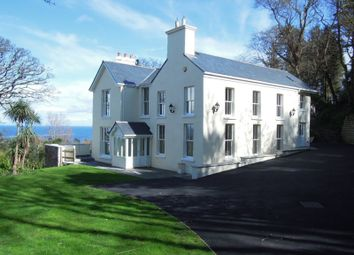 Thumbnail 4 bedroom detached house for sale in Port Lewaigue, Maughold