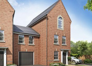 "Thumbnail 4 bed semi-detached house for sale in ""Belgravia 1"" at Beggars Lane, Leicester Forest East, Leicester"