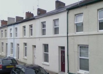 Thumbnail 2 bedroom terraced house to rent in Mortimer Road, Pontcanna, Cardiff