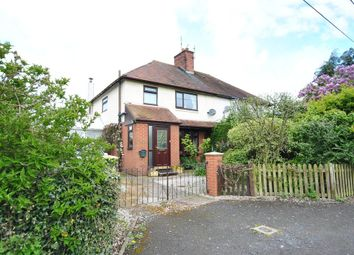 Thumbnail 3 bedroom semi-detached house for sale in The Townsend, Ightfield, Whitchurch