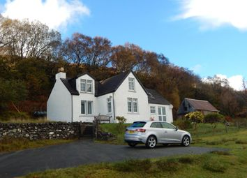 Thumbnail 4 bedroom detached house for sale in Gedintailor, Braes, Isle Of Skye