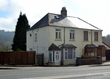 Thumbnail 3 bed semi-detached house for sale in Cheltenham Road, Pitchcombe, Stroud, Gloucestershire