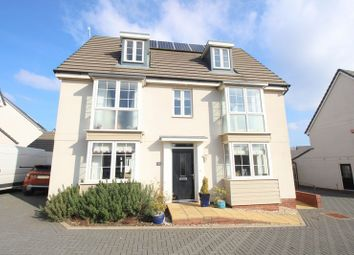 Thumbnail 5 bed property for sale in Newcourt Way, Exeter