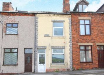 Thumbnail 2 bed terraced house for sale in Middlecroft Road, Staveley, Chesterfield, Derbyshire
