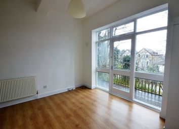 Thumbnail 1 bed flat to rent in Halesworth Road, London