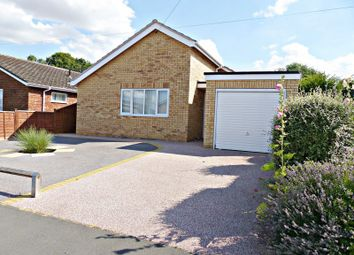 Thumbnail 3 bed detached bungalow for sale in Beech Road, Branston, Lincoln