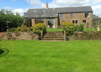 Thumbnail 4 bed barn conversion for sale in Laversdale, Carlisle