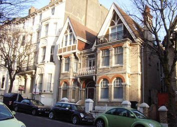 Thumbnail 3 bed flat to rent in Cambridge Road, Hove