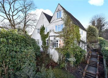 Thumbnail 4 bed property for sale in The Avenue, Camberley, Surrey
