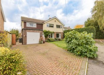 Thumbnail 4 bed detached house for sale in Veronica Drive, Crookham Village, Fleet