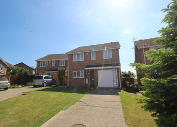 Thumbnail 4 bed semi-detached house to rent in Manor Close, Canterbury