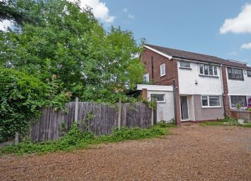Thumbnail 4 bed semi-detached house for sale in Southend Road, Corringham, Stanford-Le-Hope
