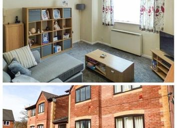 Thumbnail 1 bed flat for sale in Otter Lane, Worcester