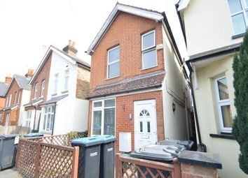 Thumbnail 1 bed semi-detached house to rent in Milton Road, Egham