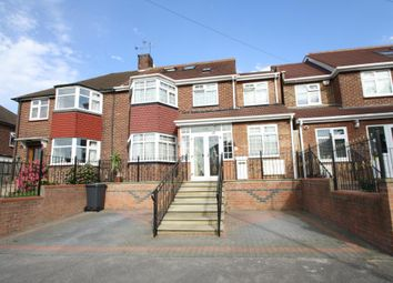 Thumbnail 5 bed terraced house for sale in Dovedale Avenue, Clayhall, Ilford