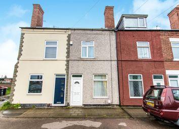 Thumbnail 2 bed terraced house for sale in Beardall Street, Hucknall, Nottingham