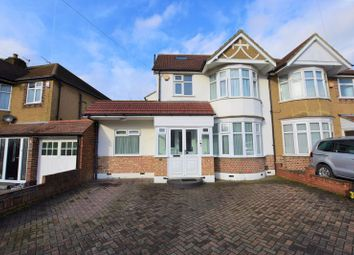 Thumbnail 4 bed semi-detached house for sale in Park Crescent, Harrow Weald, Harrow
