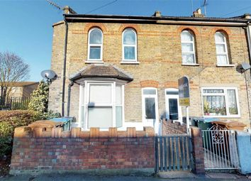 Thumbnail 2 bedroom end terrace house for sale in Drapers Road, Stratford, London