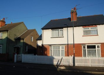 Thumbnail 3 bed semi-detached house to rent in Bethulie Road, Pear Tree, Derby
