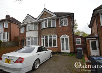 Thumbnail Property to rent in Falconhurst Road, Birmingham, West Midlands.