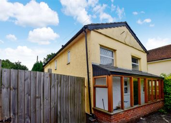 Thumbnail 3 bedroom detached house for sale in Church Street, Bocking, Braintree