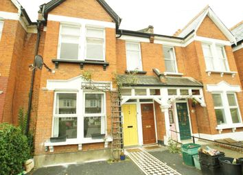 Thumbnail 3 bed flat to rent in Tremaine Road, London