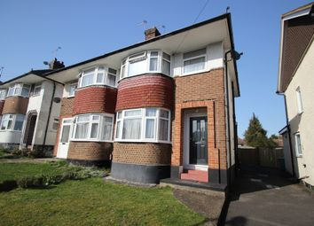 Thumbnail 3 bed semi-detached house for sale in Northlands Avenue, Orpington