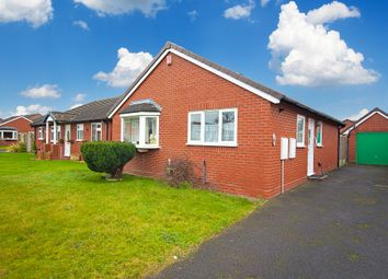 Thumbnail 2 bed detached bungalow for sale in Barleyfields, Wem