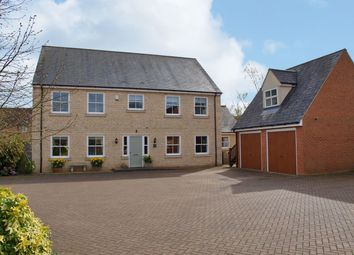 Thumbnail 4 bed detached house for sale in Towngate East, Market Deeping, Peterborough