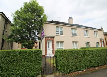 Thumbnail 2 bed flat for sale in Binend Road, Glasgow