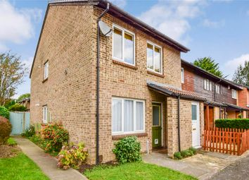 Thumbnail 1 bed maisonette for sale in Laing Close, Ilford, Essex